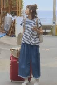 桐谷美玲 ボーダー